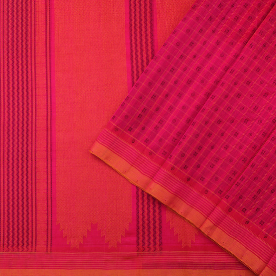 Kanakavalli Silk/Cotton Sari 071-08-84512 - Cover View