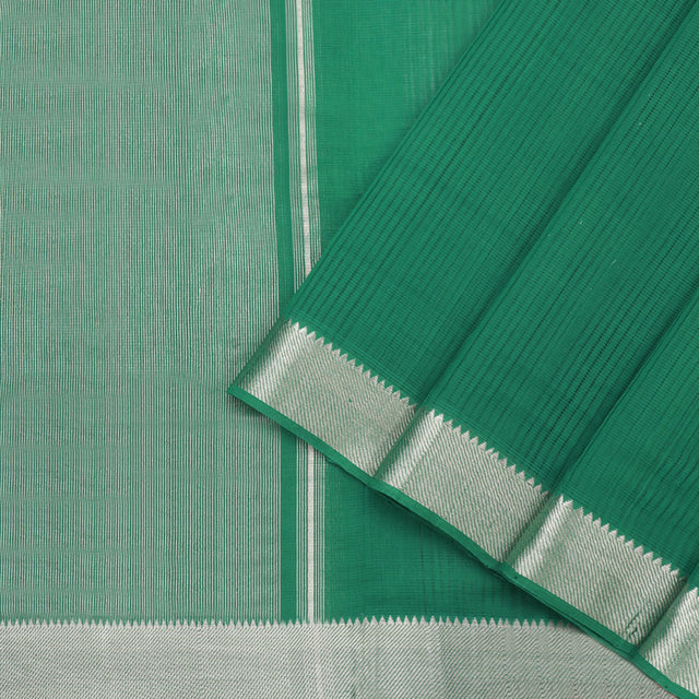 Kanakavalli Mangalgiri Cotton Sari 260-11-64752 - Cover View