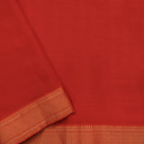 Kanakavalli Mangalgiri Cotton Sari 261-11-110690 - Blouse View