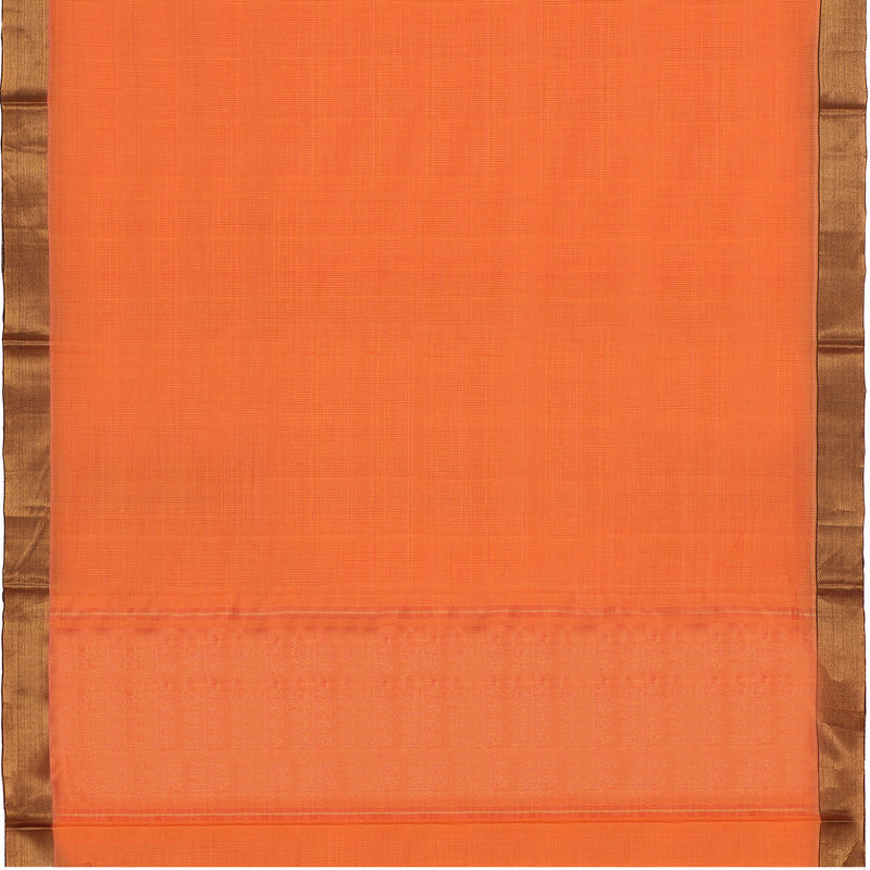 Kanakavalli Mangalgiri Cotton Sari 261-11-112995 - Full View
