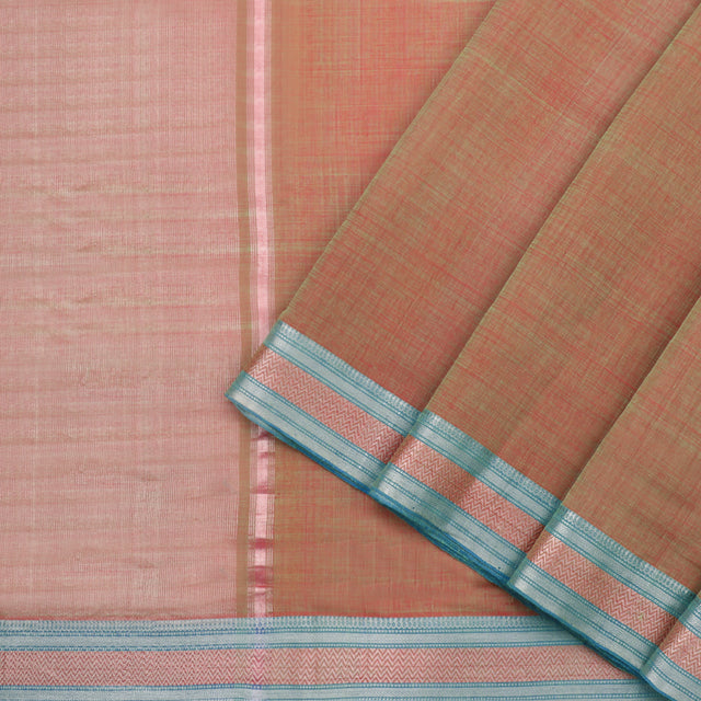 Kanakavalli Mangalgiri Cotton Sari 261-11-87782 - Cover View