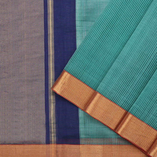 Kanakavalli Mangalgiri Cotton Sari 261-11-88955 - Cover View