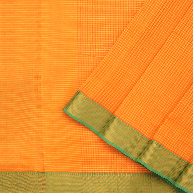 Kanakavalli Mangalgiri Cotton Sari 261-11-93318 - Cover View