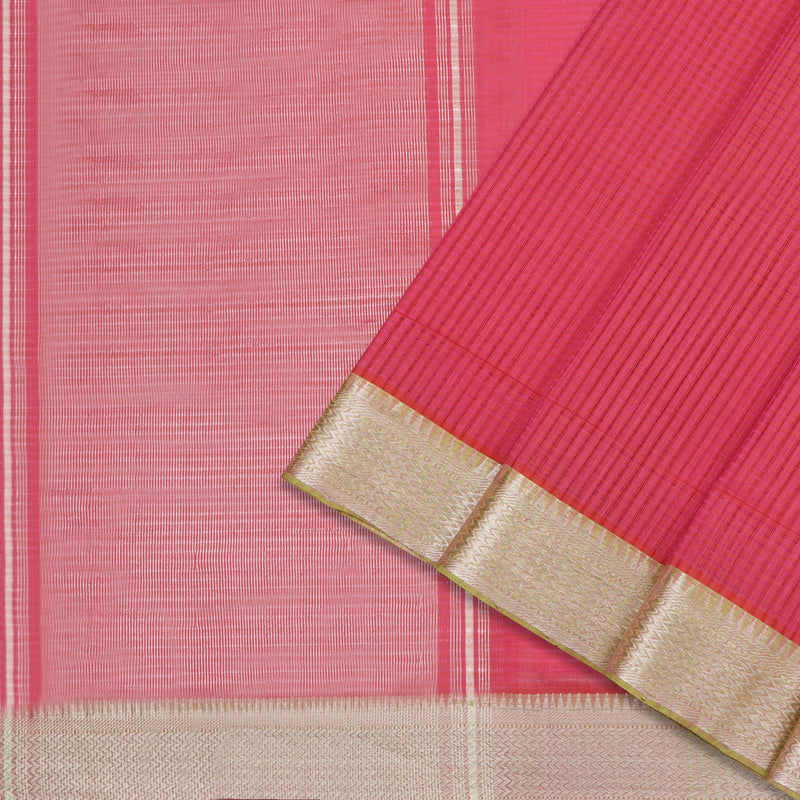 Kanakavalli Mangalgiri Cotton Sari 261-11-99581 - Cover View