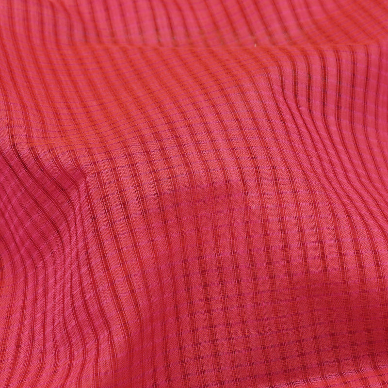Kanakavalli Mangalgiri Cotton Sari 261-11-99581 - Fabric View