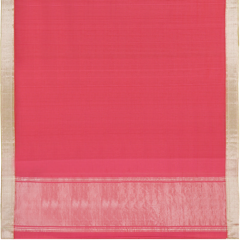 Kanakavalli Mangalgiri Cotton Sari 261-11-99581 - Full View