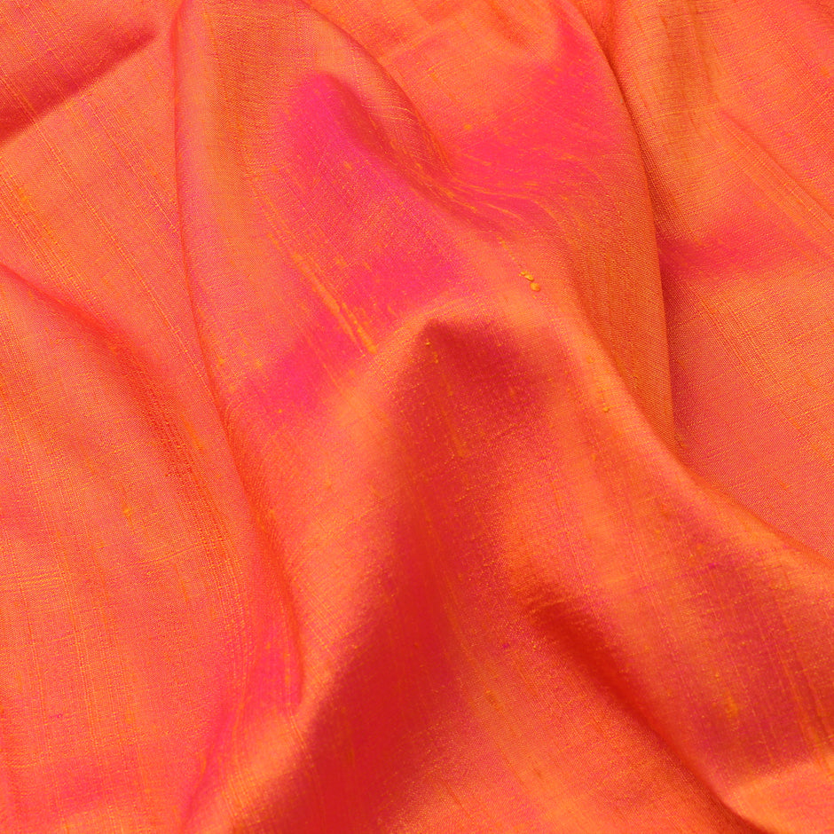 Kanakavalli Raw Silk Blouse Length 140-06-78371 - Fabric View