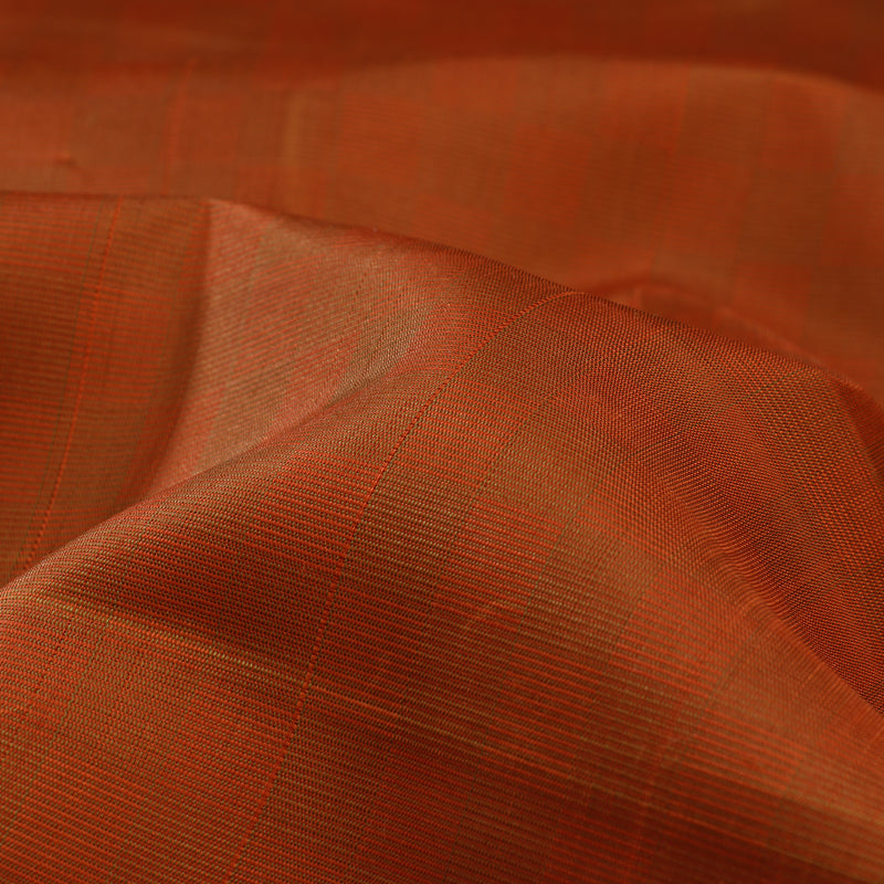 Kanakavalli Kanjivaram Silk Fabric Length 110-27-110223 - Detail View