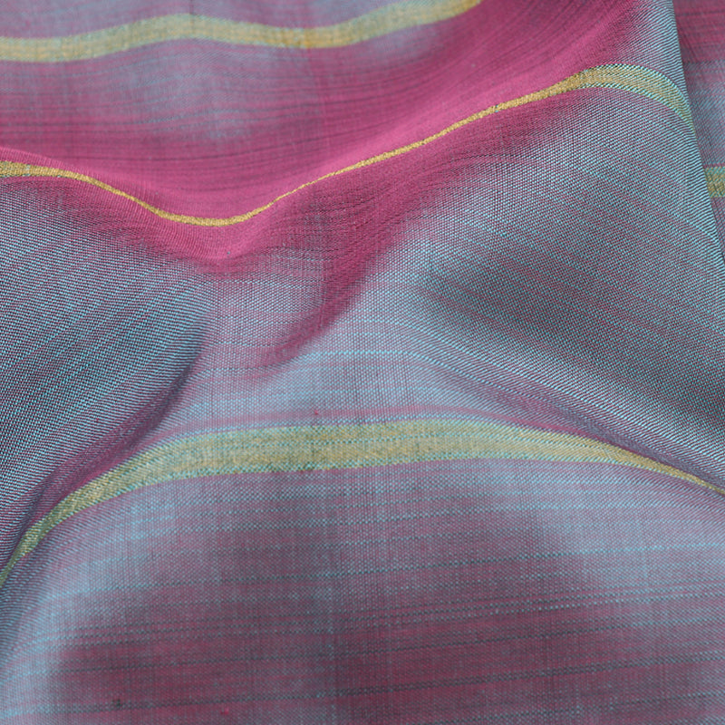 Kanakavalli Soft Silk Sari 261-25-91165 - Fabric View