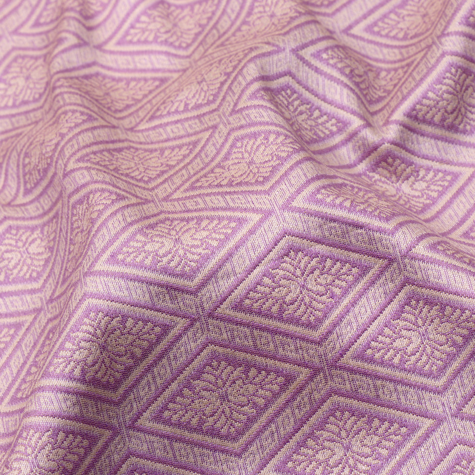 Kanakavalli Brocade Silk Blouse Length 360-06-80121 - Fabric View