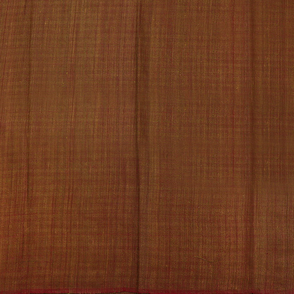 Kanakavalli Kattam - Vari Matka Silk Blouse Length 461-06-66236 - Full View