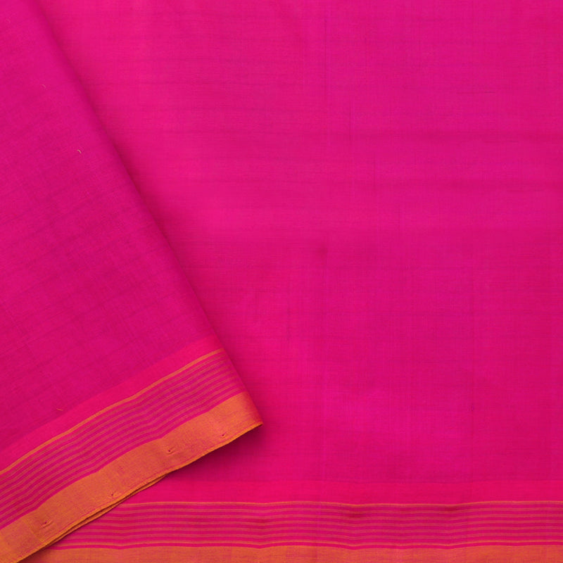 Kanakavalli Silk/Cotton Sari 071-08-80971 - Blouse View
