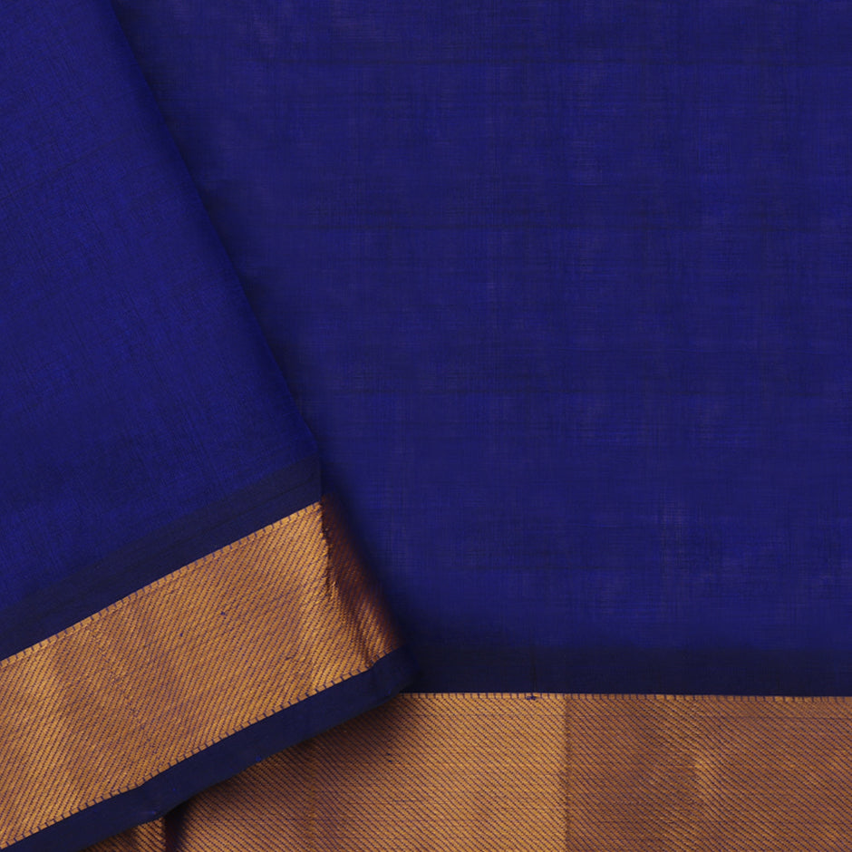 Kanakavalli Silk/Cotton Sari 550-08-90946 - Blouse View
