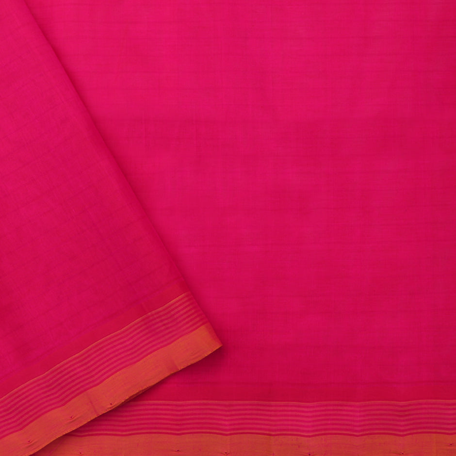 Kanakavalli Silk/Cotton Sari 071-08-84512 - Blouse View