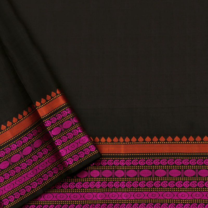 Kanakavalli Soft Silk Sari 560-01-101206 - Blouse View