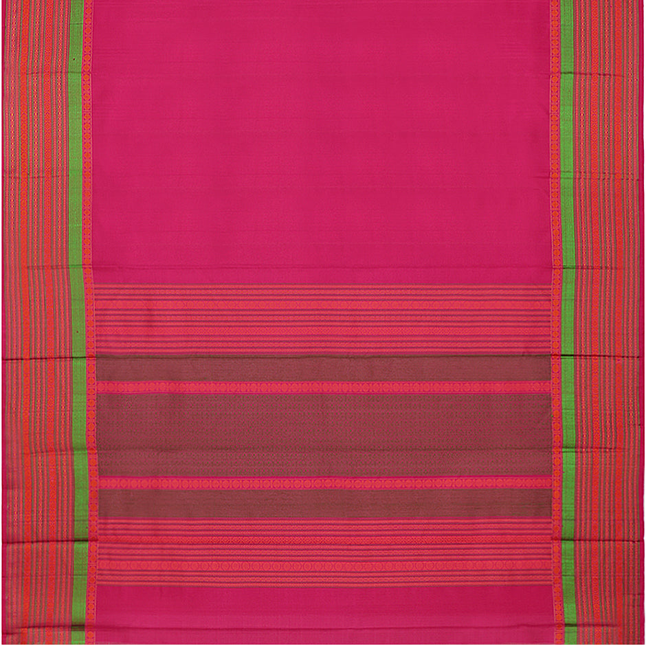 Kanakavalli Soft Silk Sari 071-01-66998 - Full View