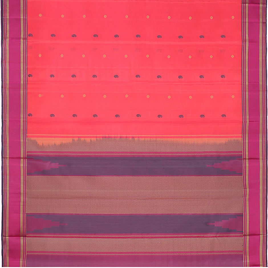Kanakavalli Soft Silk Sari 071-01-89247 - Full View
