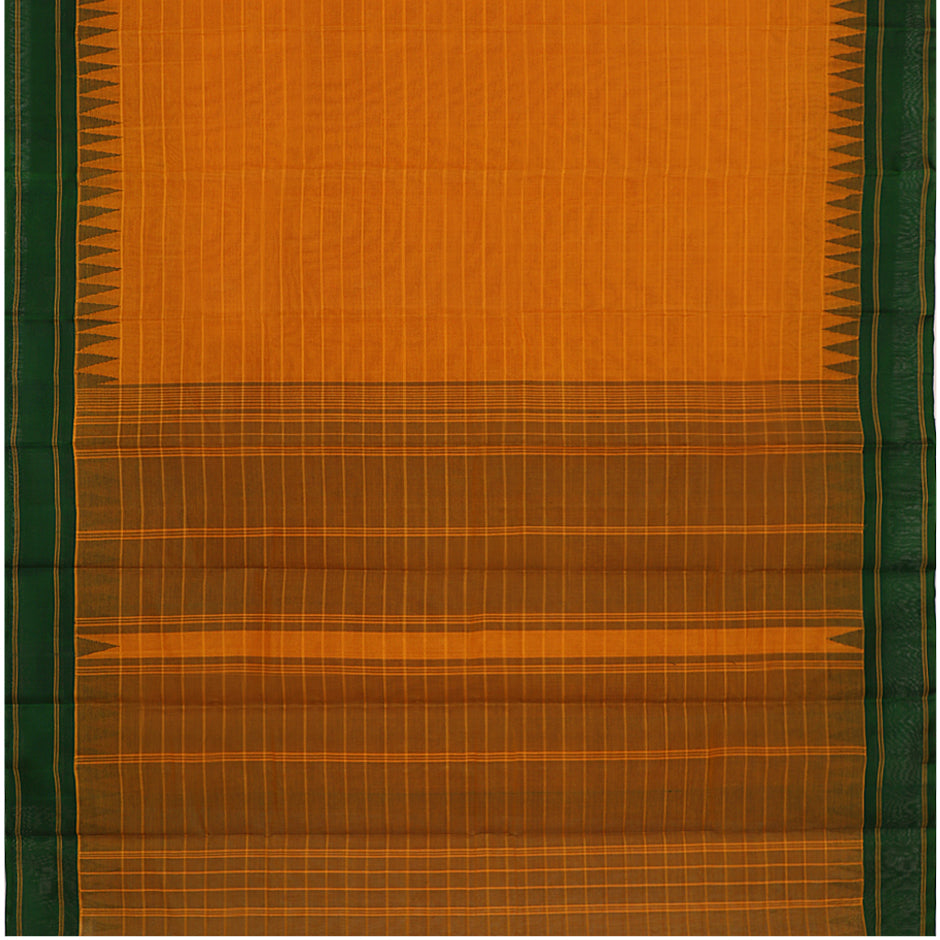 Kanakavalli Kanchi Cotton Sari 071-09-61471 - Full View