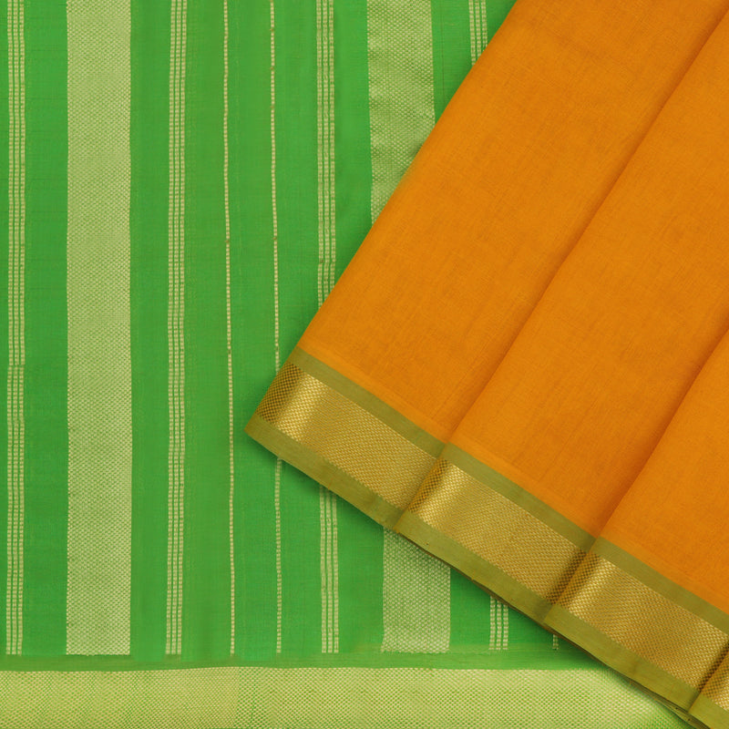 Kanakavalli Silk/Cotton Sari 550-08-109590 - Cover View