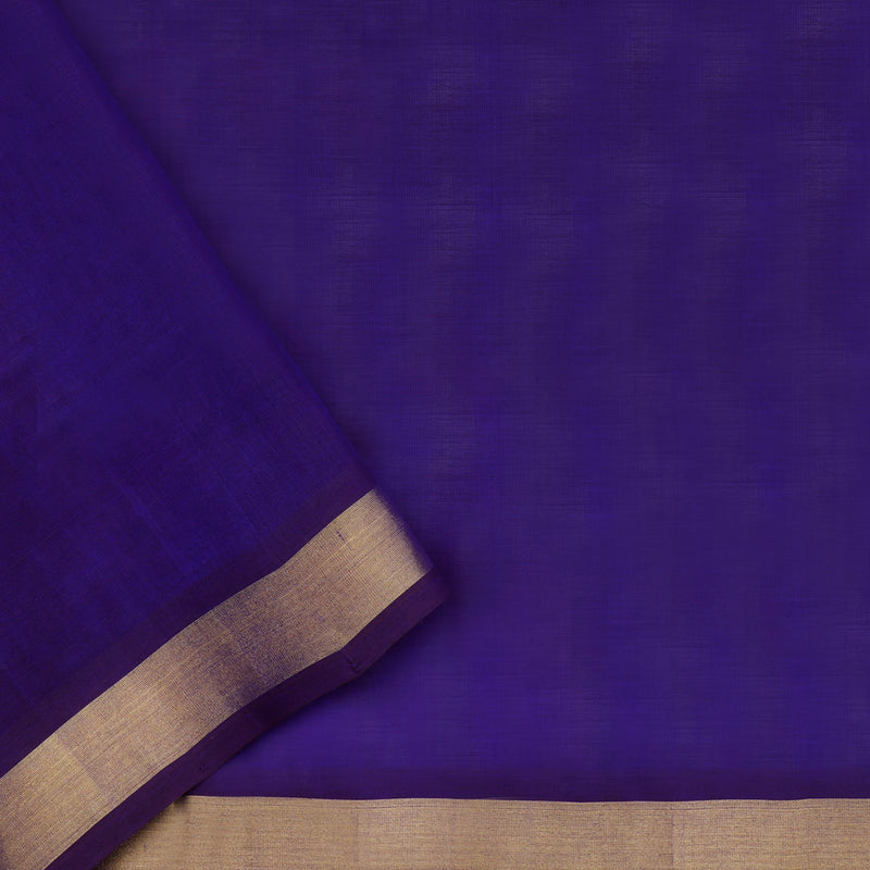 Kanakavalli Silk/Cotton Sari 550-08-78767 - Blouse View