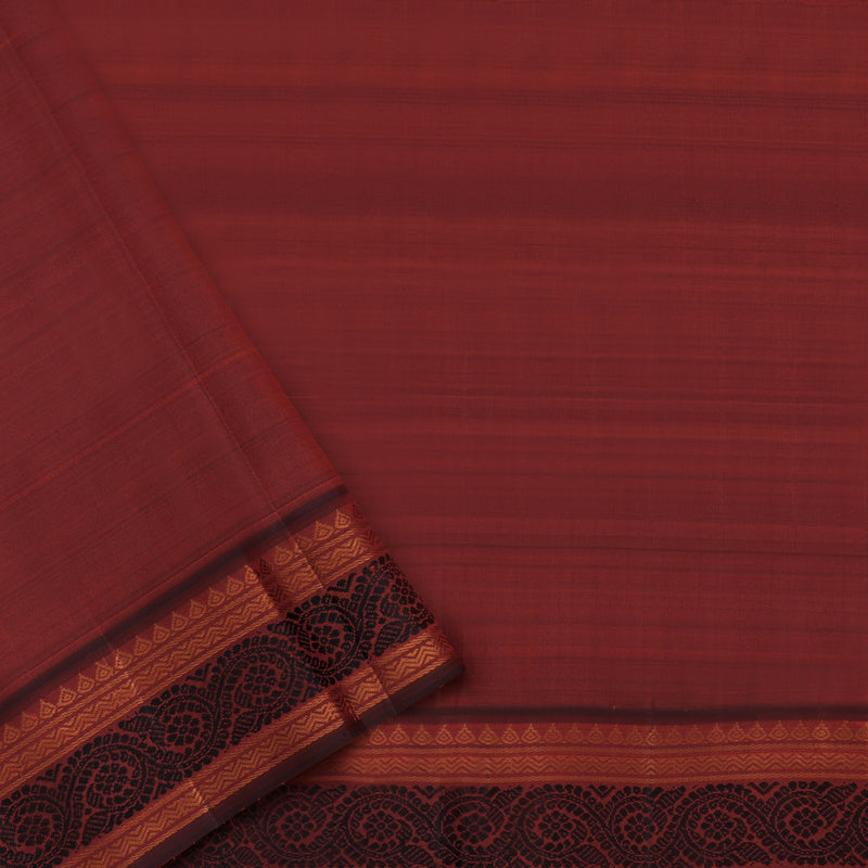 Kanakavalli Soft Silk Sari 560-01-107179 - Blouse View