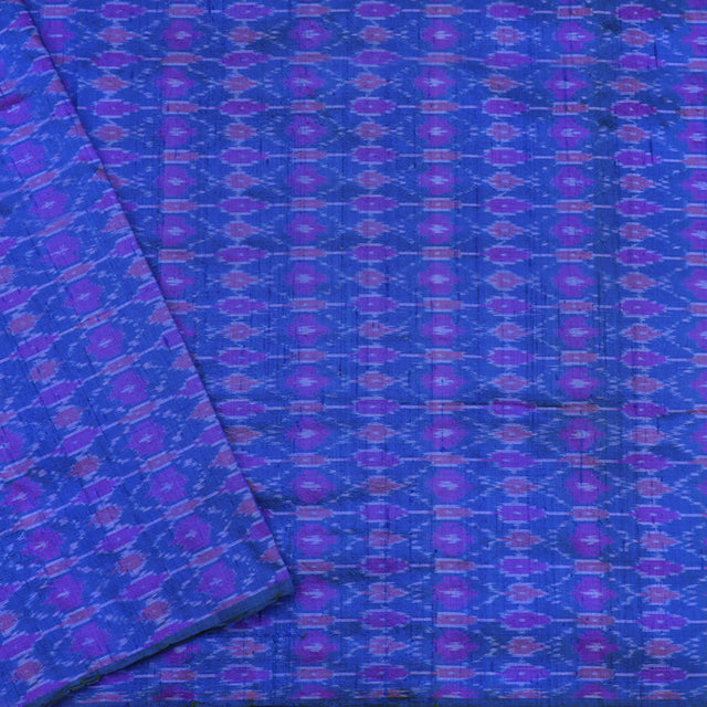 Kanakavalli Ikat Silk Blouse Length 585-06-65157- Cover View