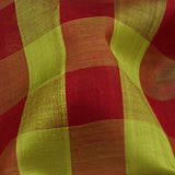Kanakavalli Silk/Cotton Sari  593-08-102936 - Fabric View