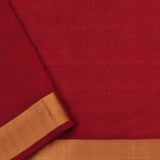 Kanakavalli Silk/Cotton Sari  593-08-102936 - Blouse View