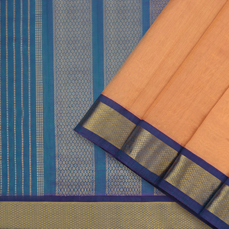 Kanakavalli Silk/Cotton Sari 593-08-102961 - Cover View