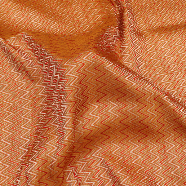 Kanakavalli Brocade Silk Blouse Length 596-06-105986 - Fabric View