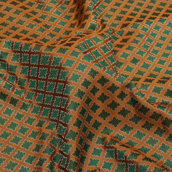 Kanakavalli Brocade Silk Blouse Length 596-06-106076 - Fabric View