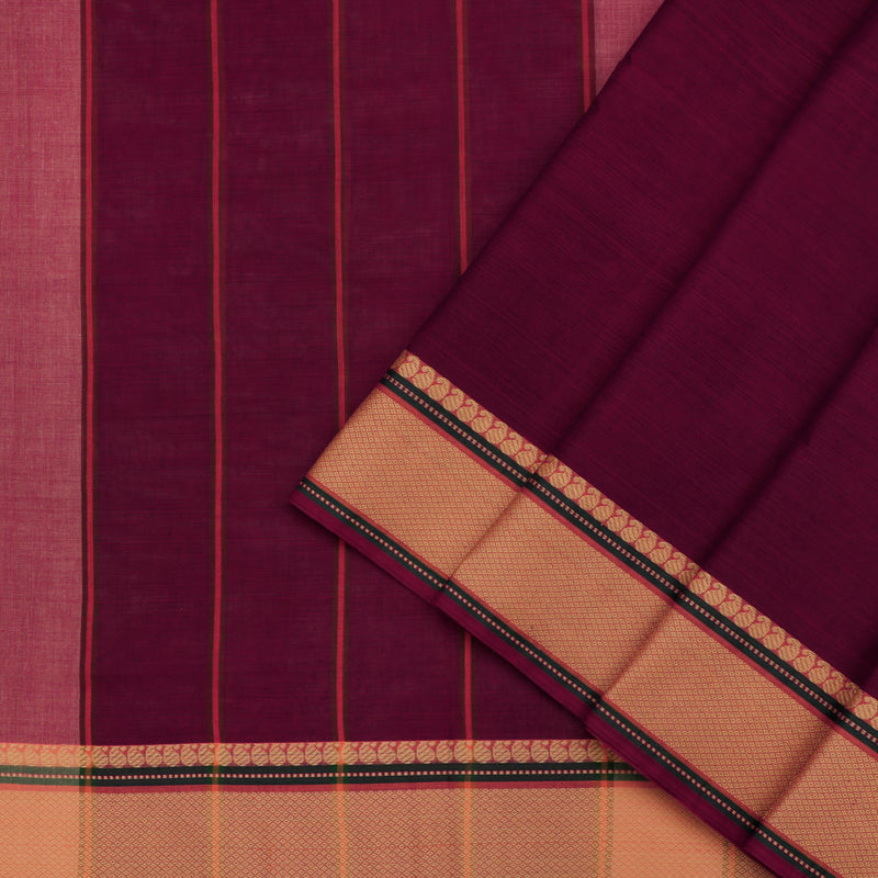 Kanakavalli Kanchi Cotton Sari 598-09-106660 - Cover View