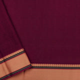 Kanakavalli Kanchi Cotton Sari 598-09-106660 - Blouse View