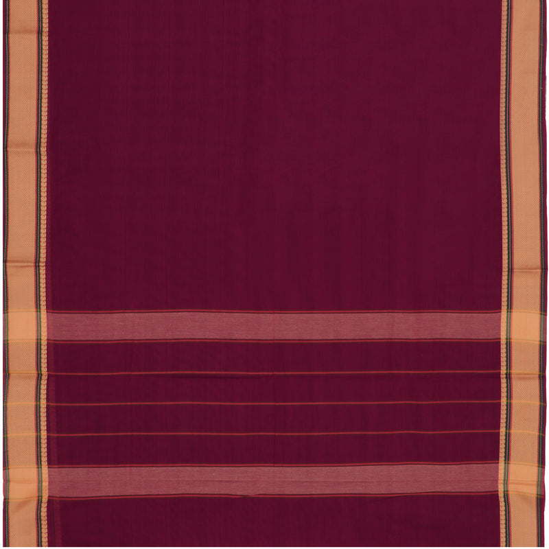 Kanakavalli Kanchi Cotton Sari 598-09-106660 - Full View