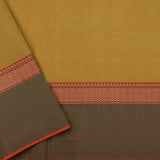 Kanakavalli Kanchi Cotton Sari 598-09-106987 - Blouse View