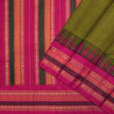 Kanakavalli Gadwal Silk/Cotton Sari 604-08-112289 - Cover View