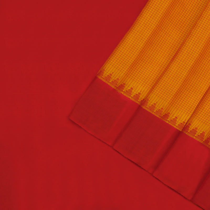 Kanakavalli Gadwal Silk/Cotton Sari 604-08-112298 - Cover View