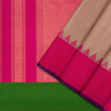 Kanakavalli Gadwal Silk/Cotton Sari 604-08-112335 - Cover View