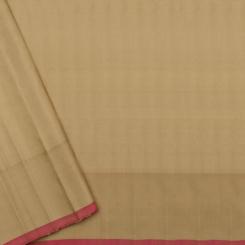 Kanakavalli Gadwal Silk/Cotton Sari 604-08-112350 - Blouse View