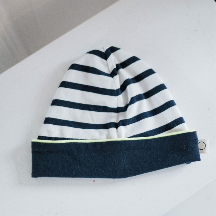 Neon Stripes hat - 50% DISCOUNT AT CHECKOUT