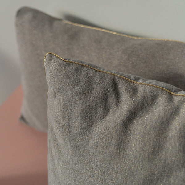 Golden freckles Deco pillow