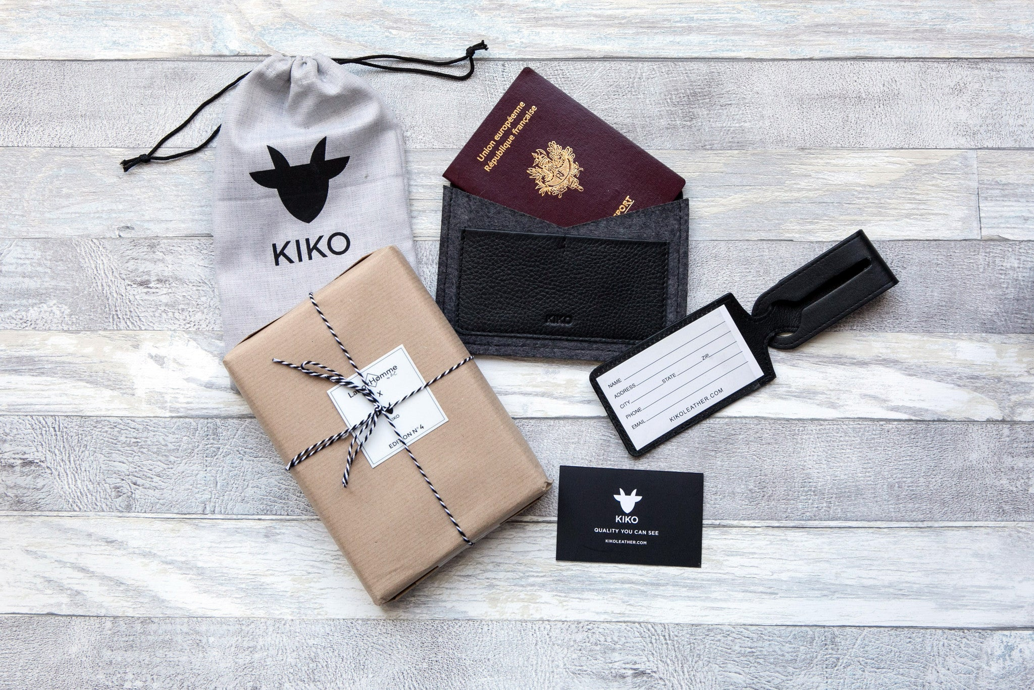 Édition n°4 : KikoLeather x LaBoxHomme