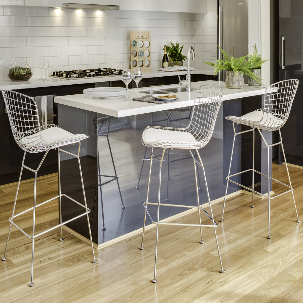 new style aee9c 83f66 Replica Harry Bertoia Bar Stool | Furniture Barn