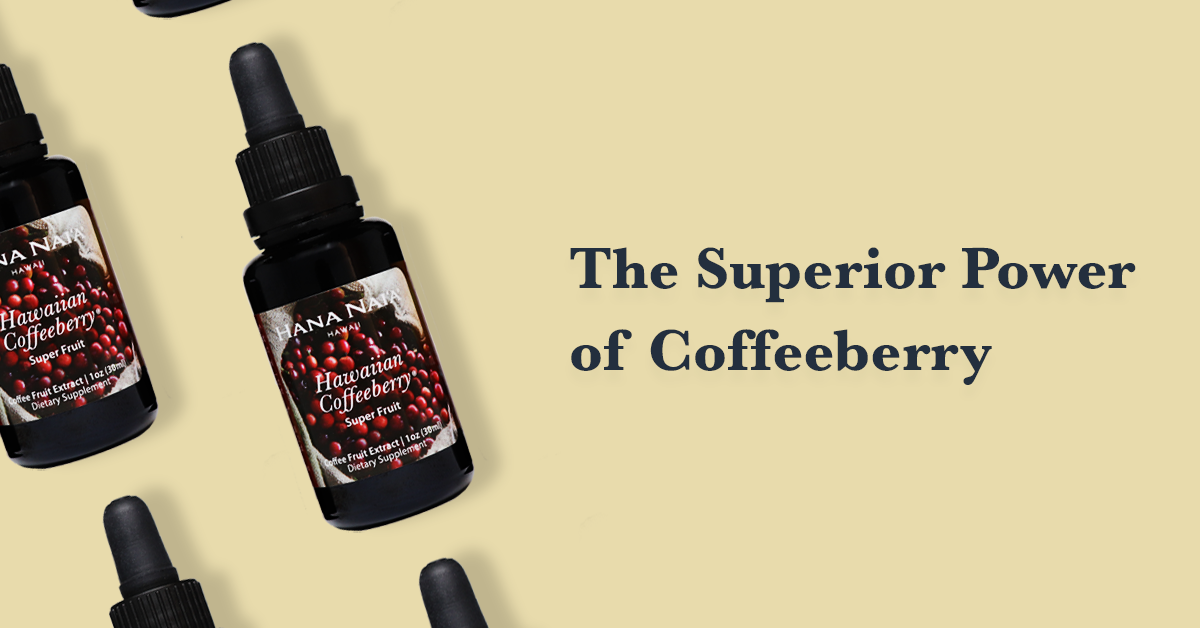 The Superior Power of Coffeeberry