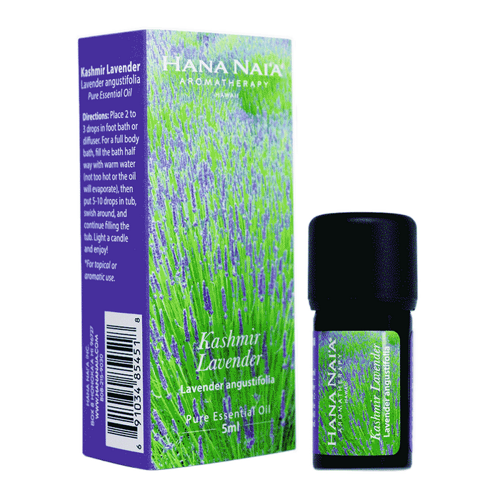 Organic Lavender Essential Oil from Kashmir