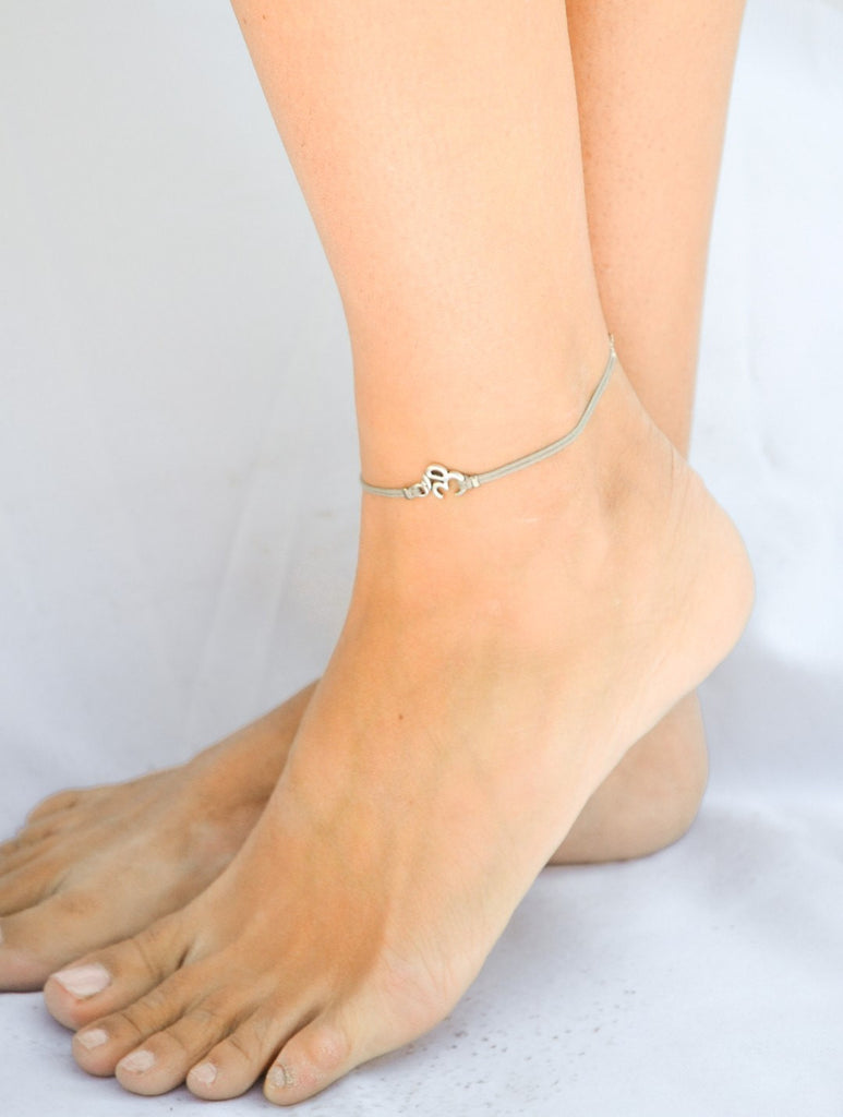 hippie lace thongs from barefoot foot item in boho sandals anklets yoga anklet sexy crochet feet accessorie steampunk jewelry victorian