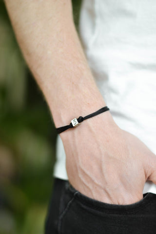 number bracelet for man gift for him