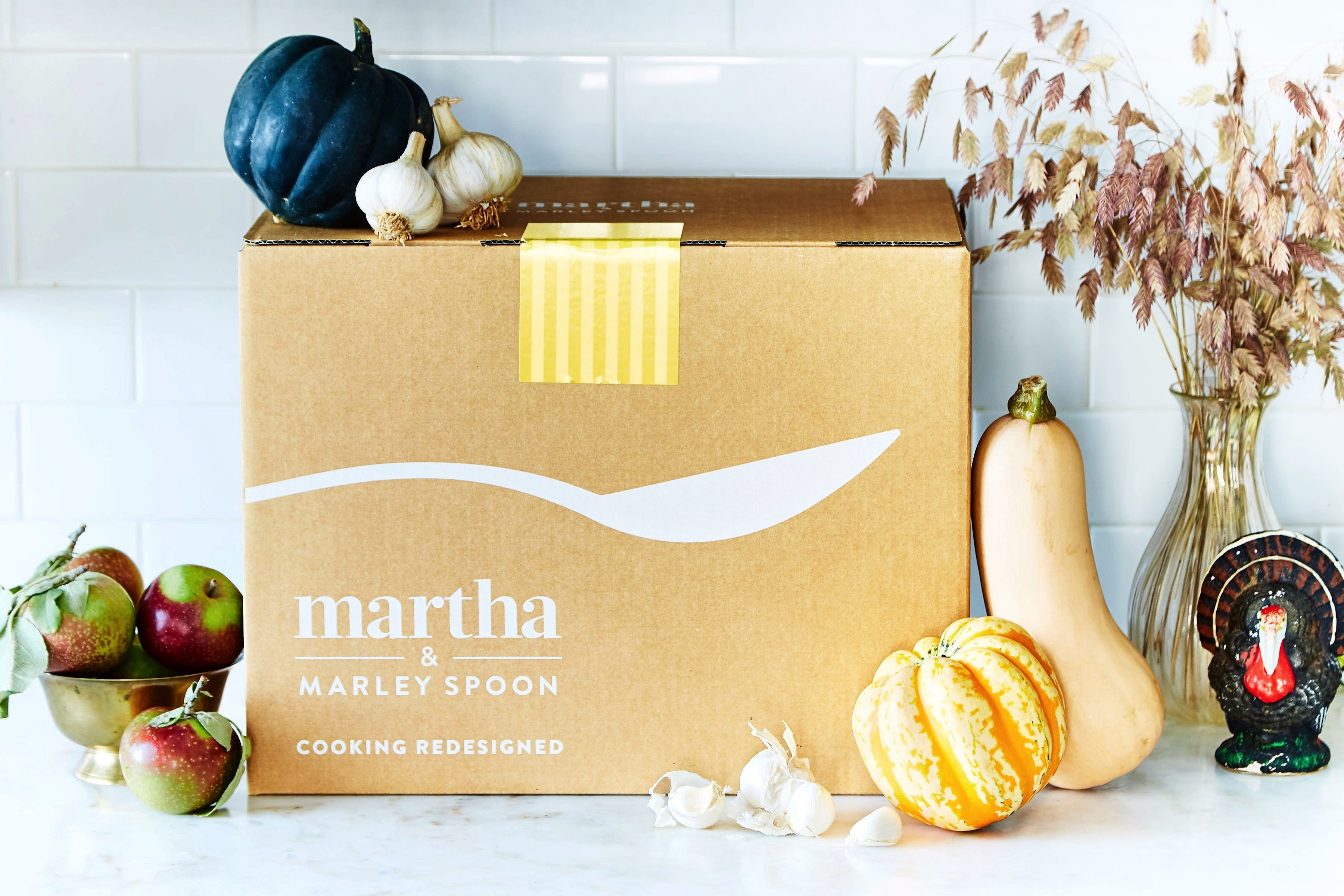 Martha & Marley Spoon Box