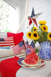 July 4th Front Porch
