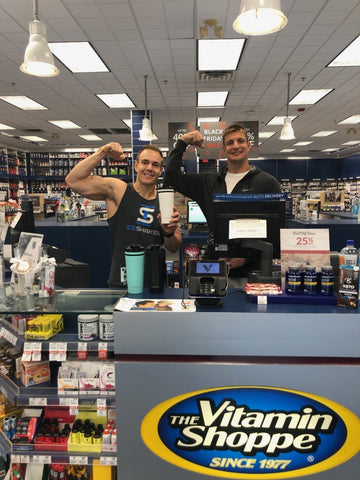 Ice Shaker Partners with The Vitamin Shoppe